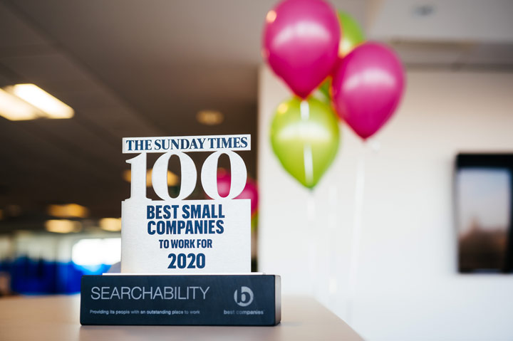 Searchability Award