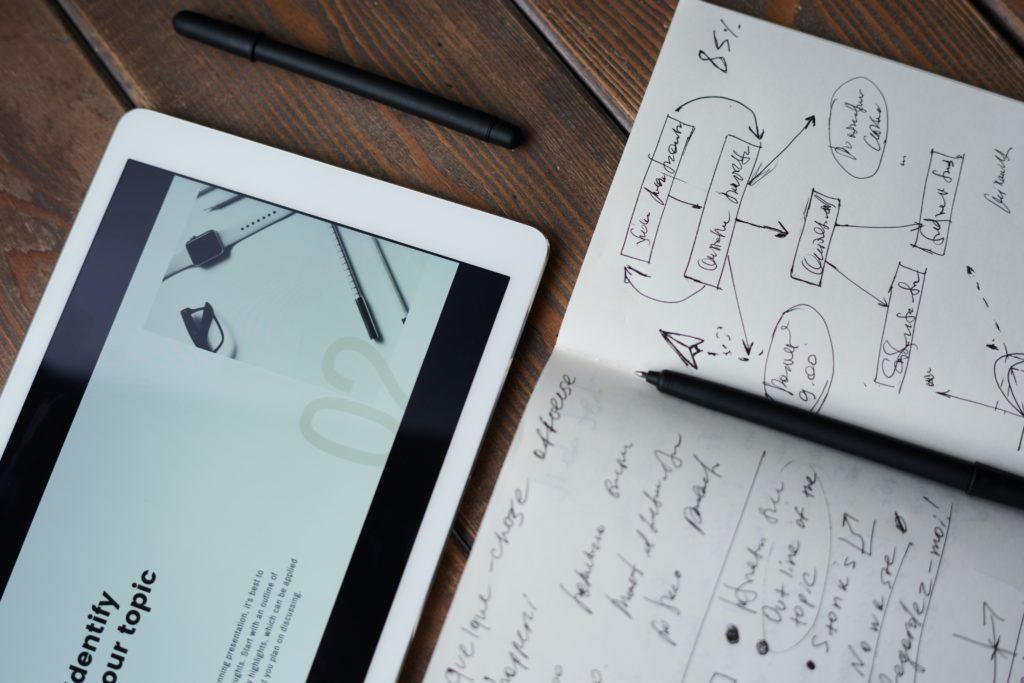 Kickstarters CV Desk Items